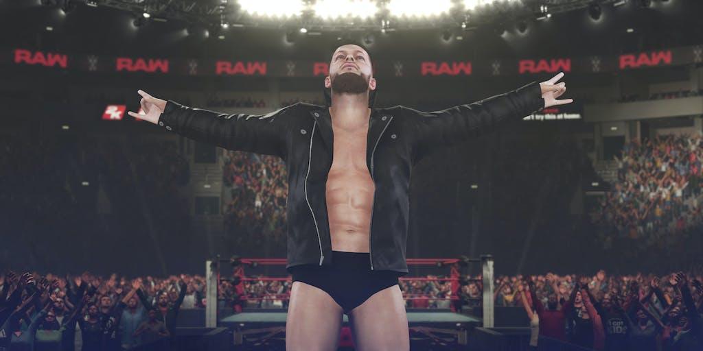WWE 2K18 Soundtrack