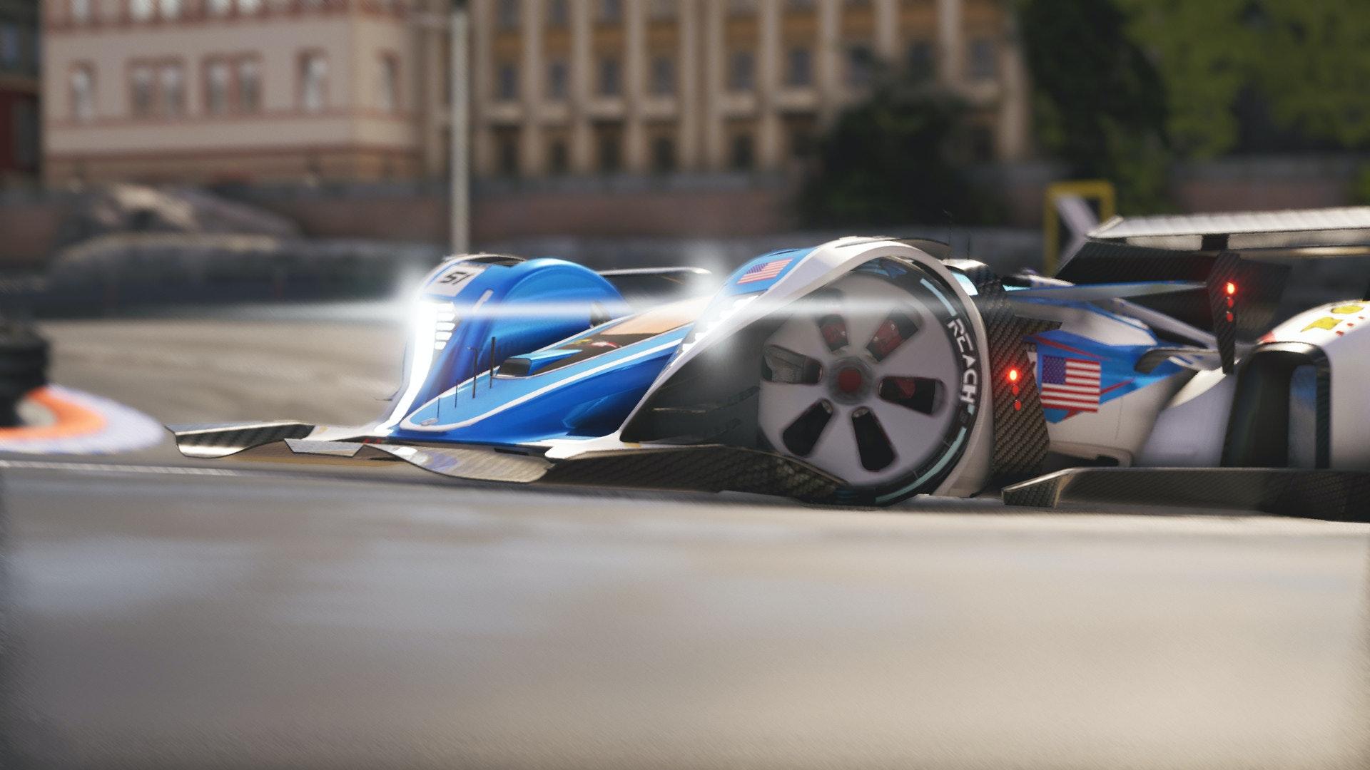 Xenon Racer Soundtrack