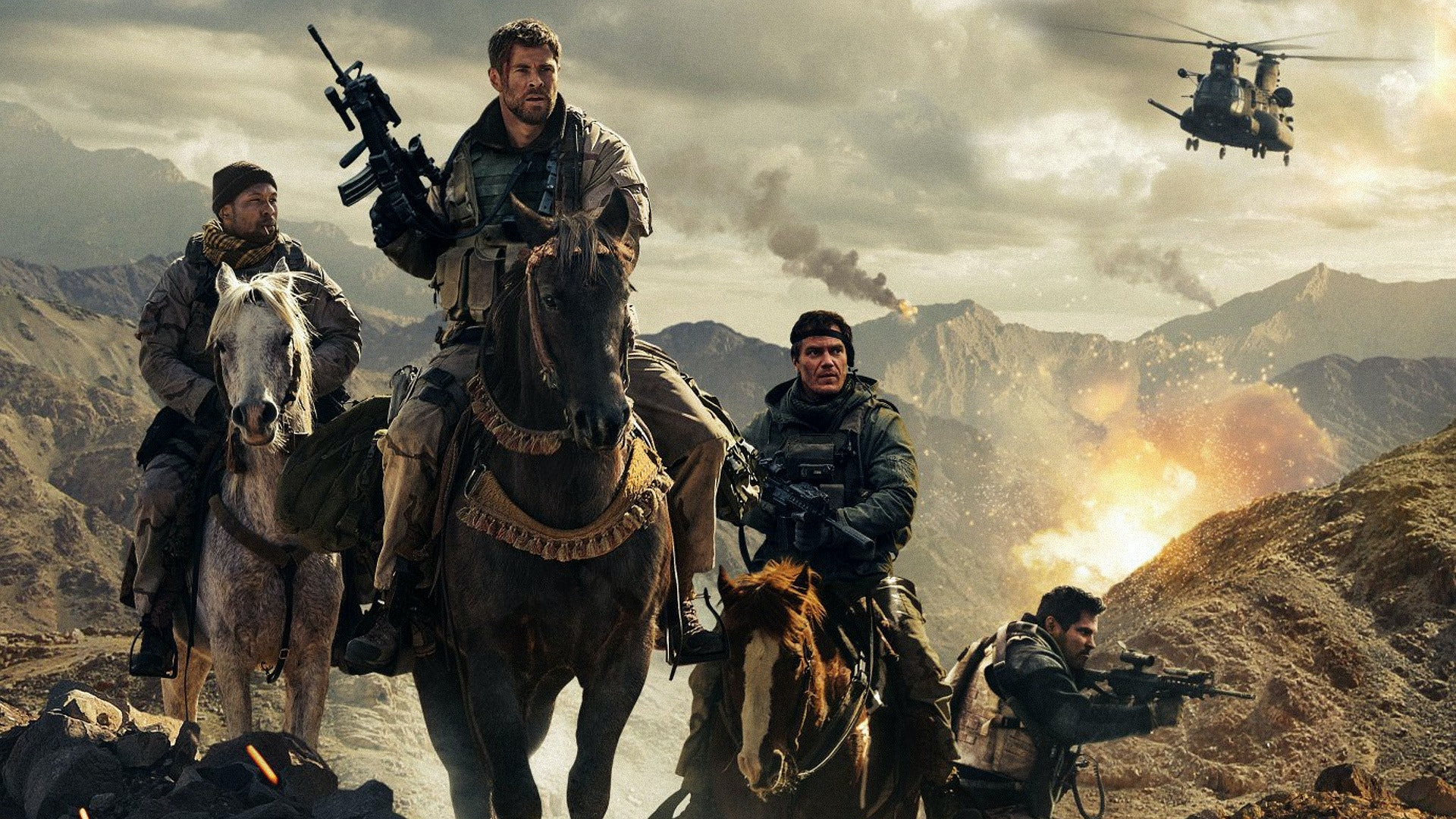 12 Strong Soundtrack