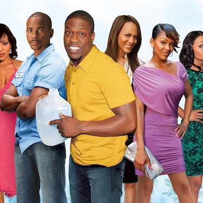 the cast of 35 and ticking