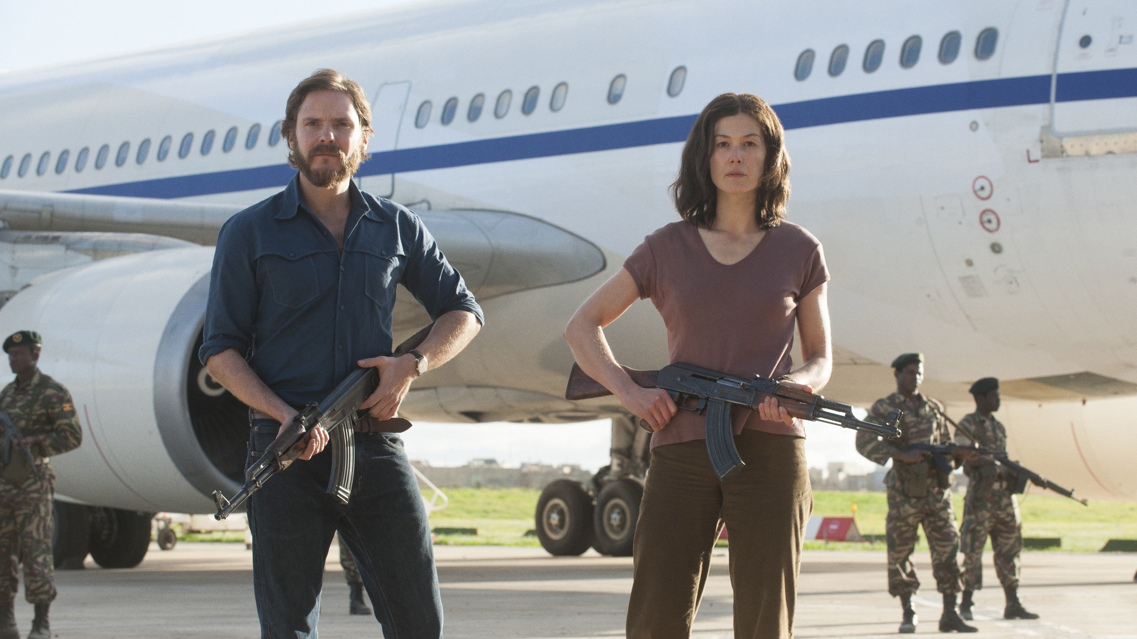 7 Days in Entebbe Soundtrack