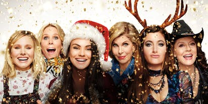 A Bad Moms Christmas Soundtrack Music - Complete Song List