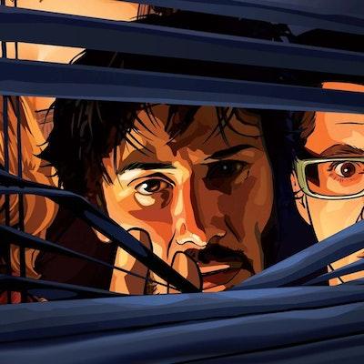 a scanner darkly (2006) full movie download