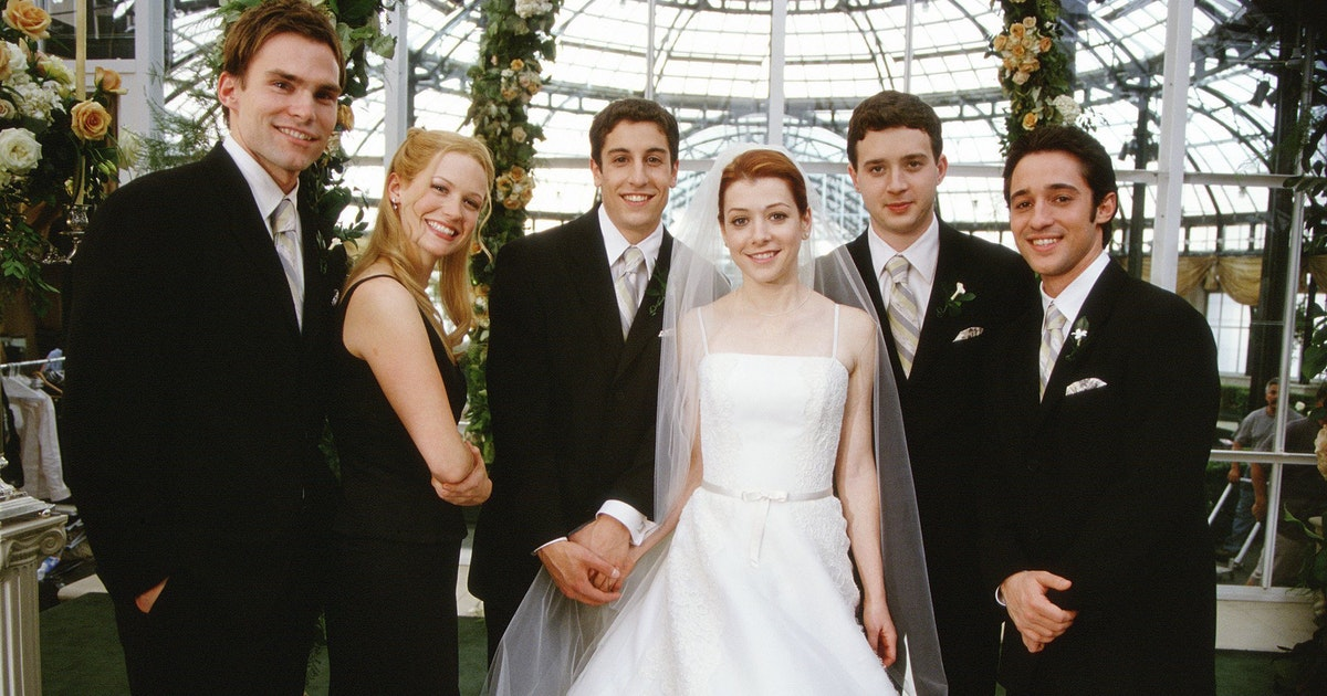 American Wedding 2003 Music Soundtrack Complete Song List Tunefind
