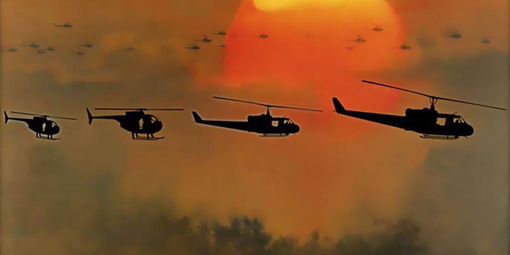 apocalypse now movie soundtrack