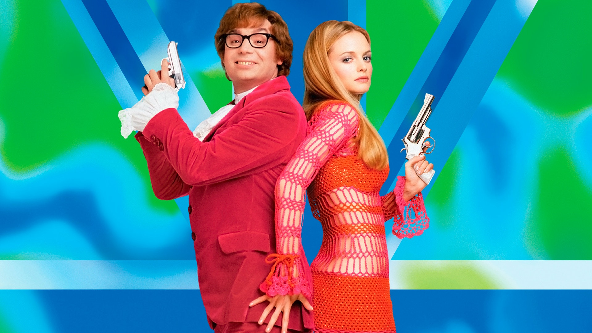 austin powers the spy who� soundtrack music complete