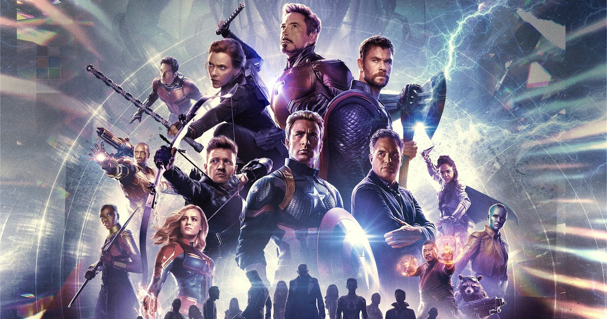 Avengers: Endgame Soundtrack Music - Complete Song List
