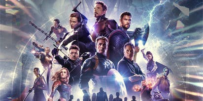 movie 2019 about music Avengers Endgame Soundtrack Music Complete Song List