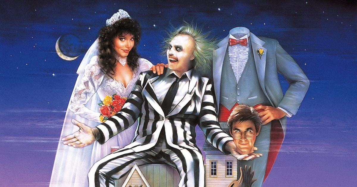 Beetlejuice soundtrack music complete song list tunefind for Best music 1988