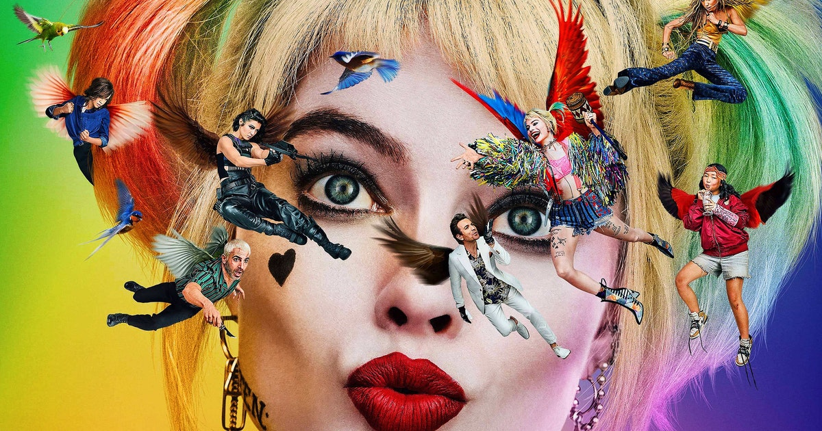 Harley Quinn Birds Of Prey Soundtrack Music Complete Song List Tunefind