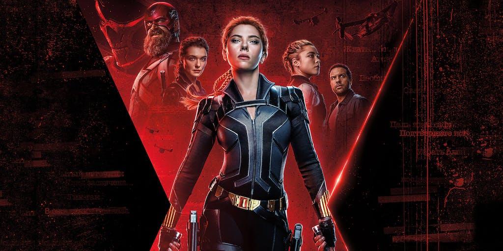 Black Widow Soundtrack