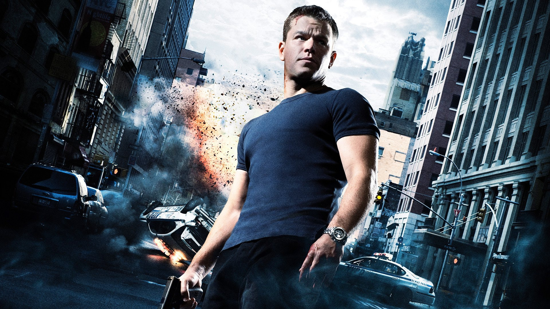 Bourne Ultimatum Soundtrack