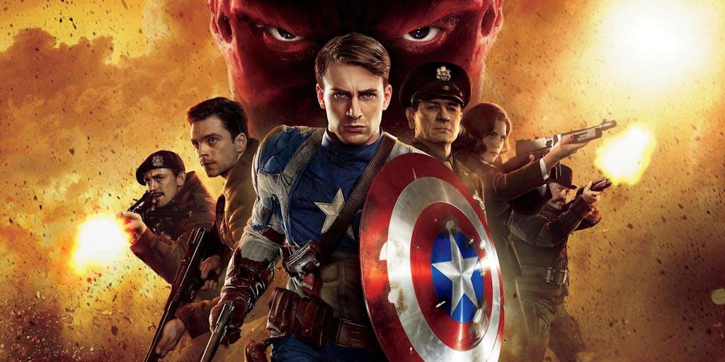 Captain America: The First Avenger ile ilgili görsel sonucu