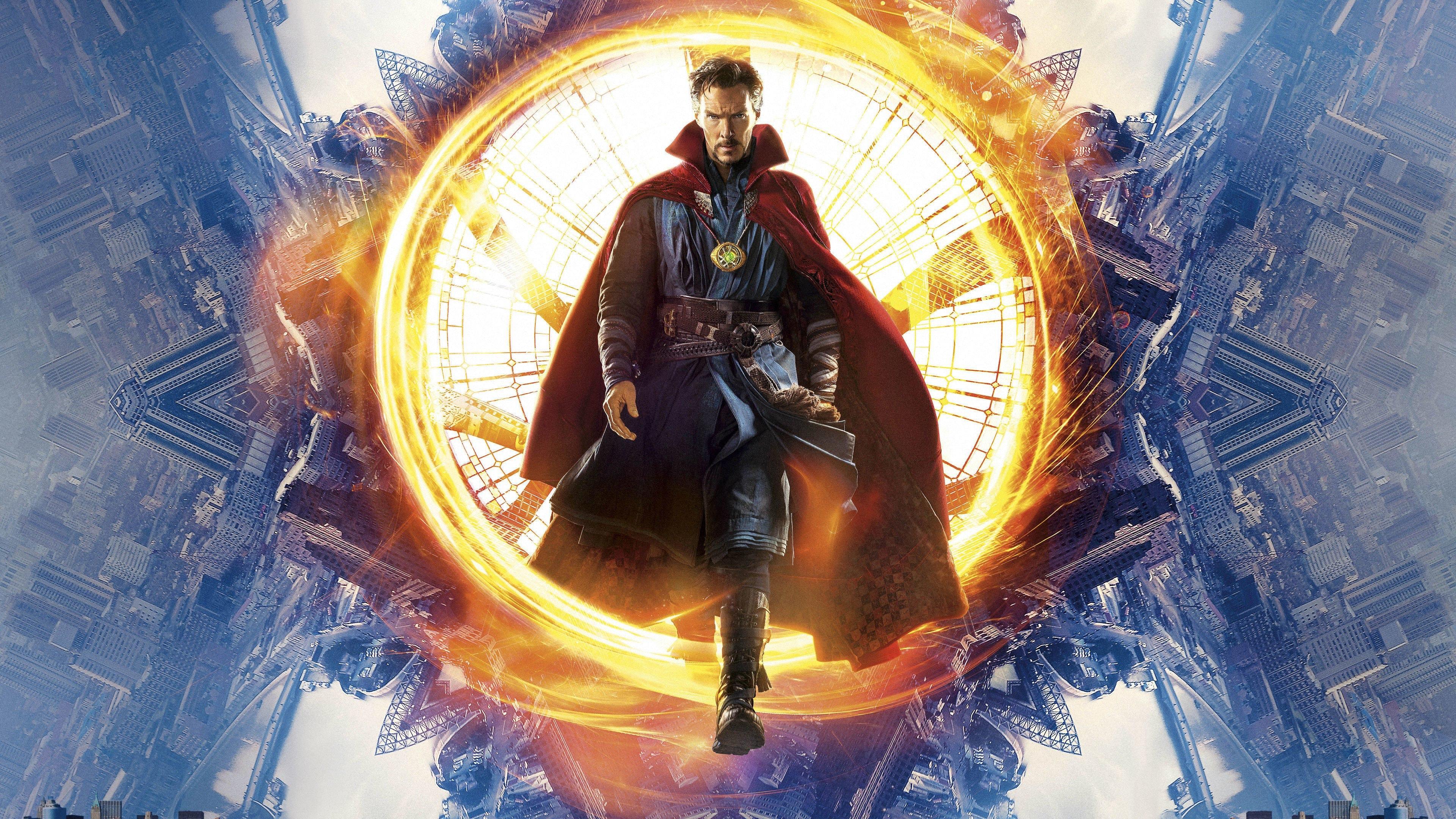 Doctor Strange (2016) Soundtrack