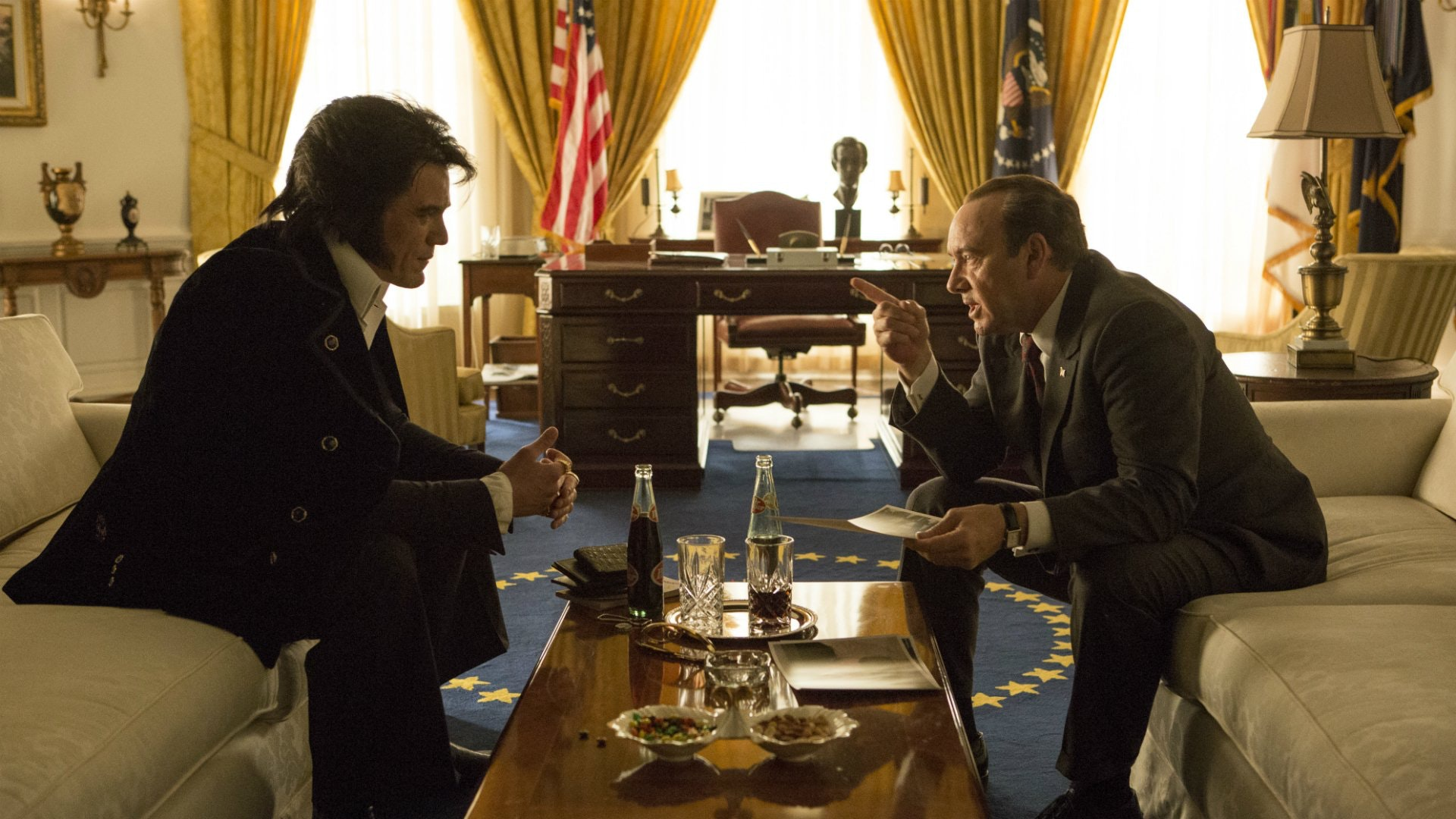 Elvis & Nixon (2016) Soundtrack