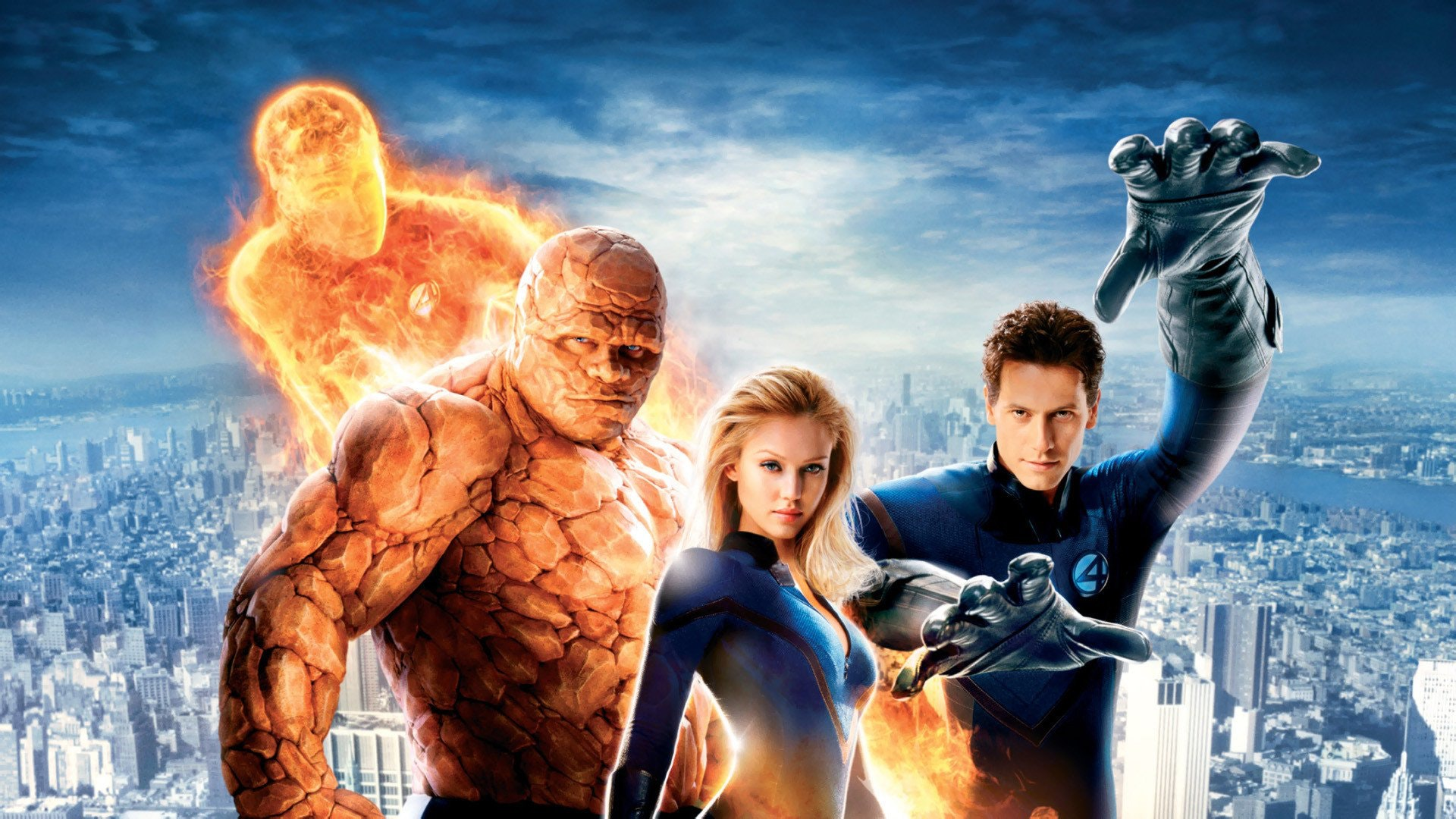 Fantastic Four Soundtrack