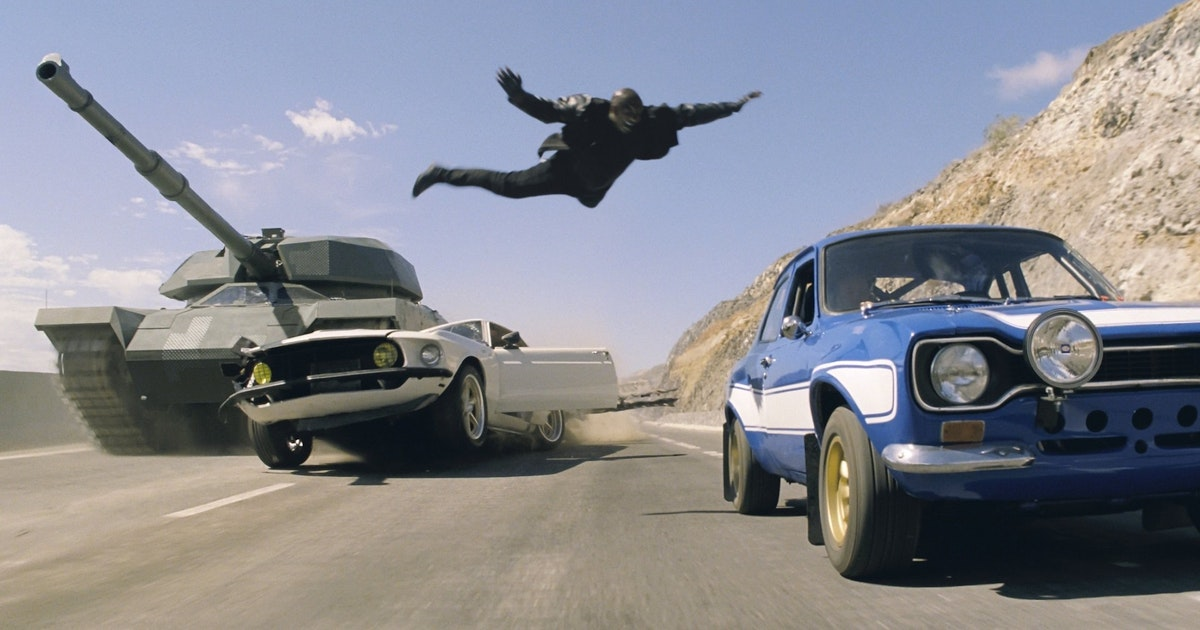 Fast & Furious 6 Soundtrack Music - Complete Song List