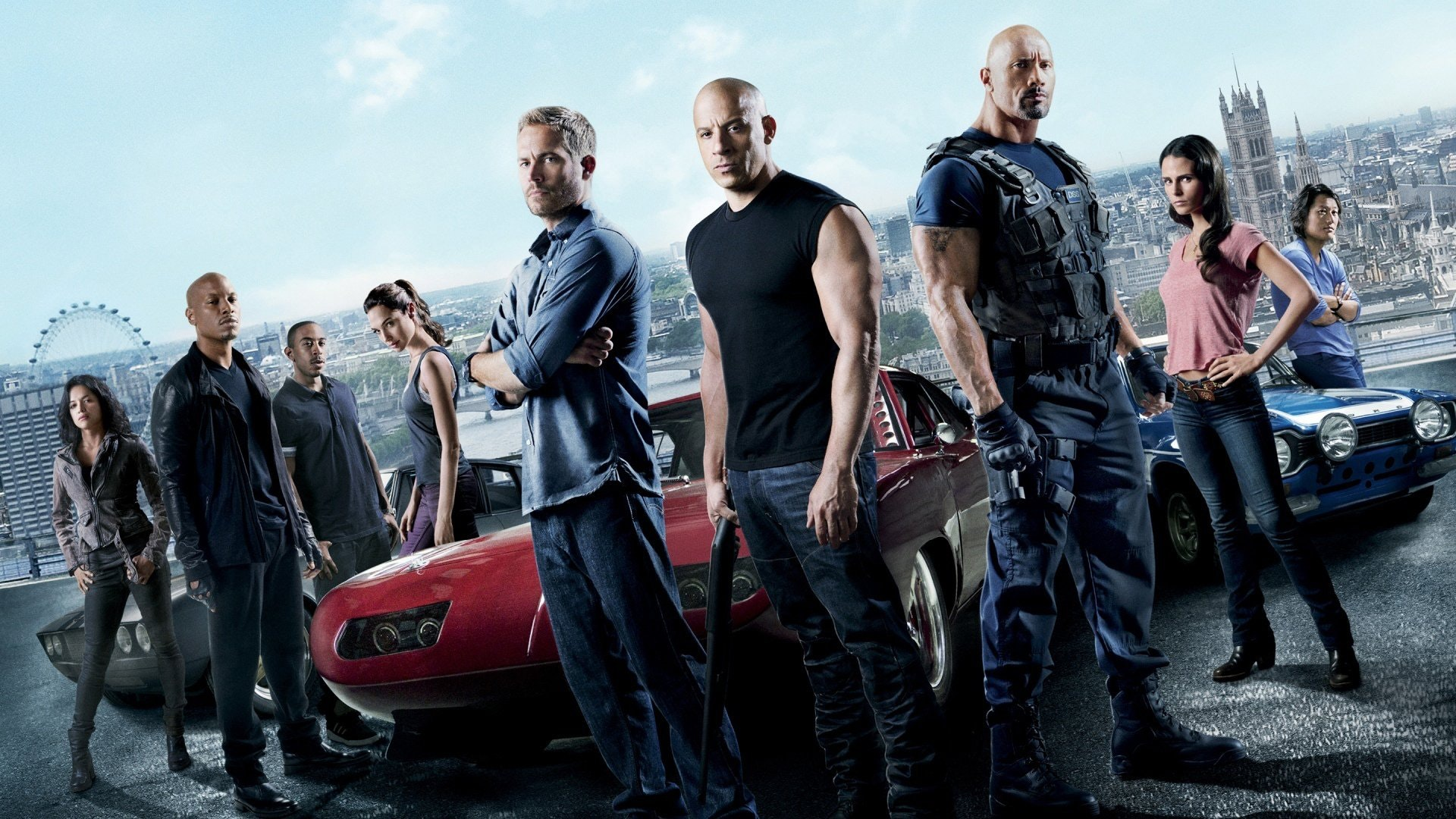 Fast & Furious Soundtrack