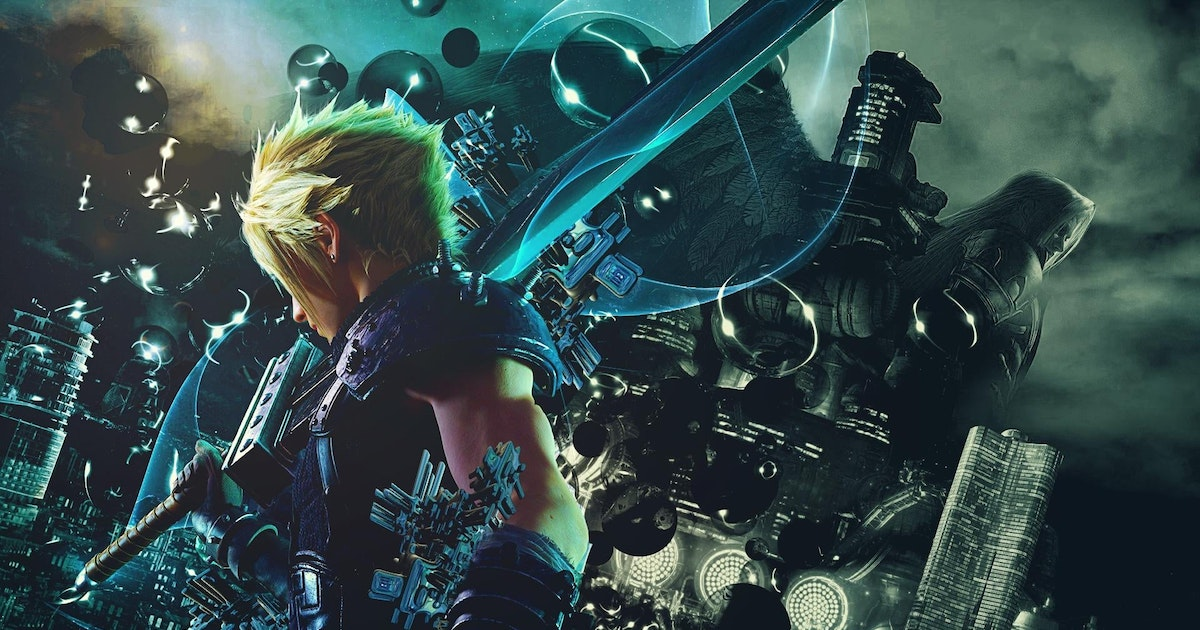 Final Fantasy Vii Advent Soundtrack Music Complete Song List