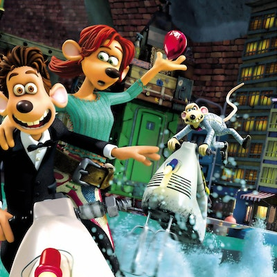 Flushed Away Soundtrack Music Complete Song List Tunefind