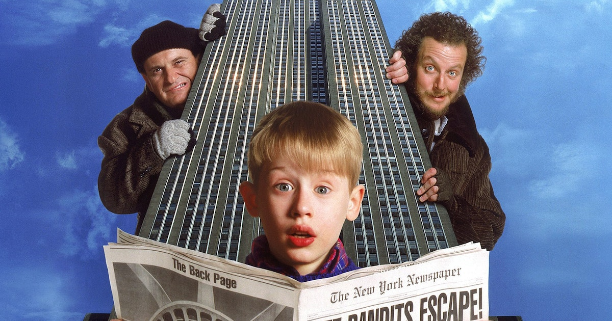 Home Alone 2: Lost in New York Soundtrack Music - Complete Song List | Tunefind