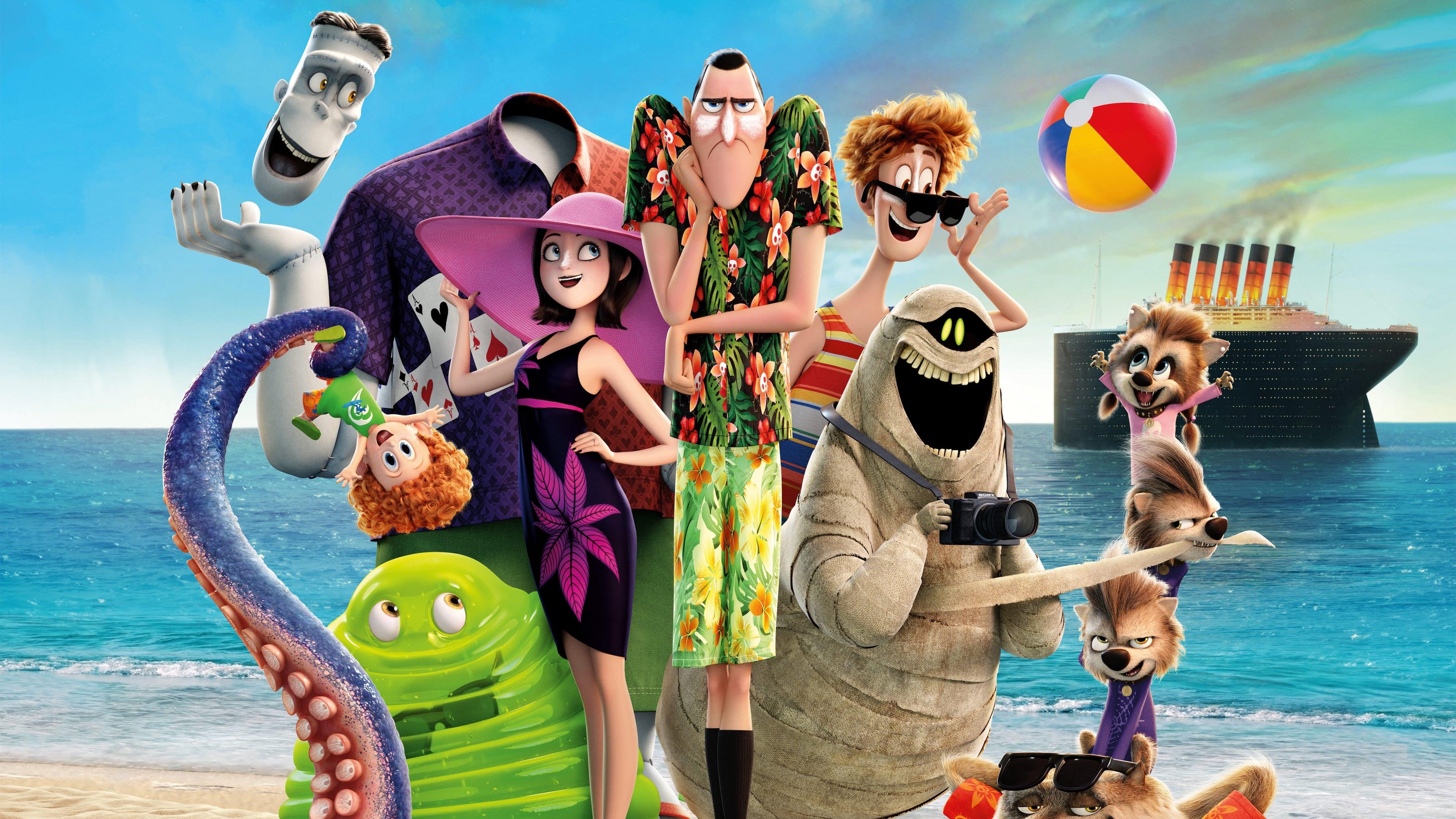 Hotel Transylvania 3: Summer Vacation Soundtrack