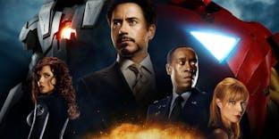 Iron Man 2 Soundtrack