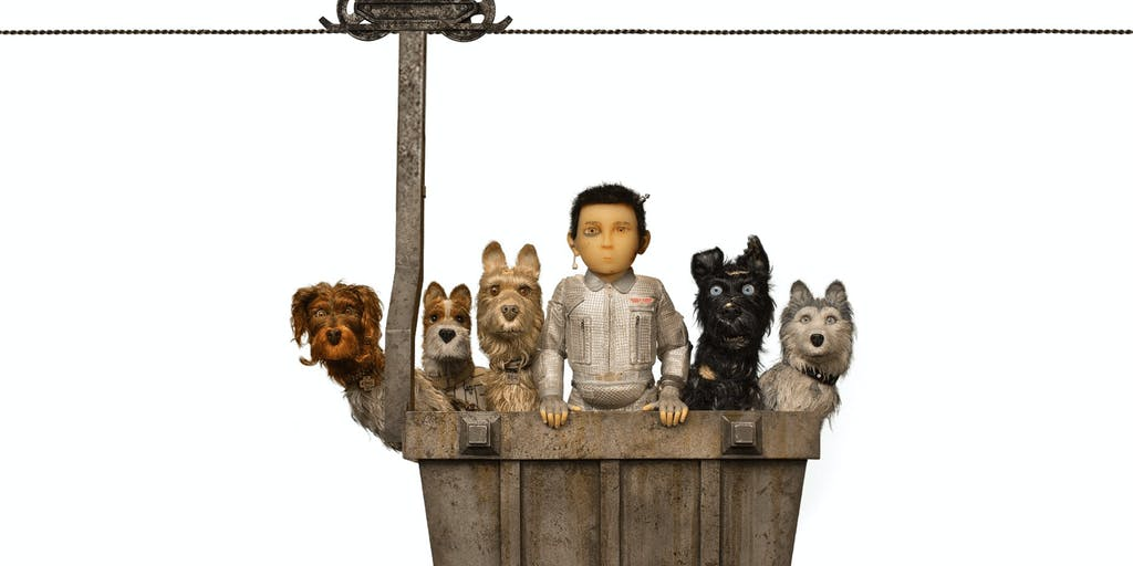 The Isle Of Dogs Movis
