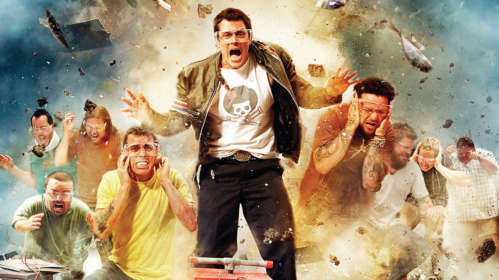 Jackass 3 movie soundtrack