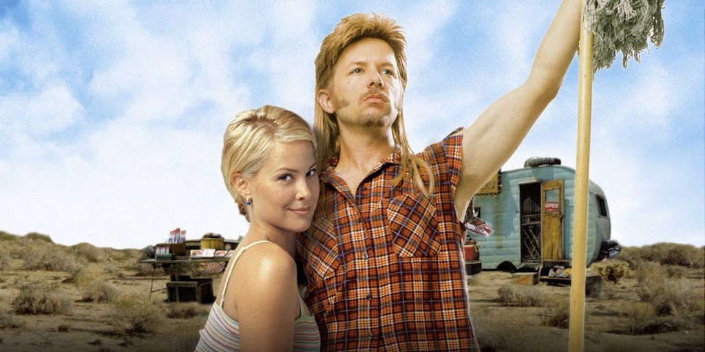 brandy on joe dirt movie