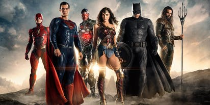 Justice League Soundtrack Music Complete Song List Tunefind