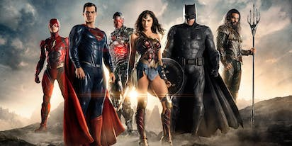 Justice League Soundtrack Music - Complete Song List | Tunefind