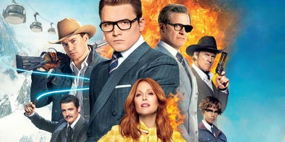 Kingsman: The Golden Circle Soundtrack Music - Complete Song