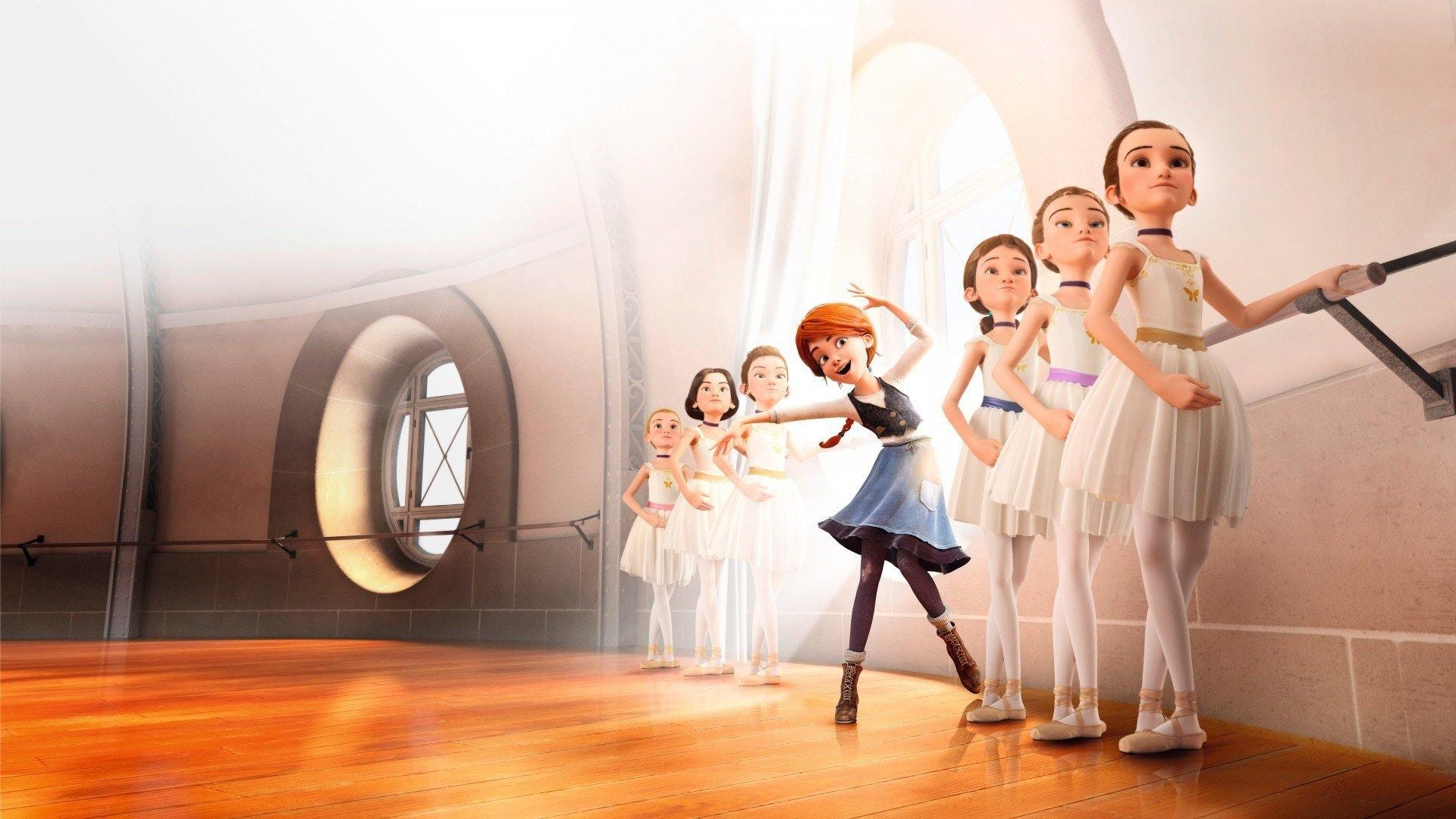 Leap! (aka Ballerina) Soundtrack