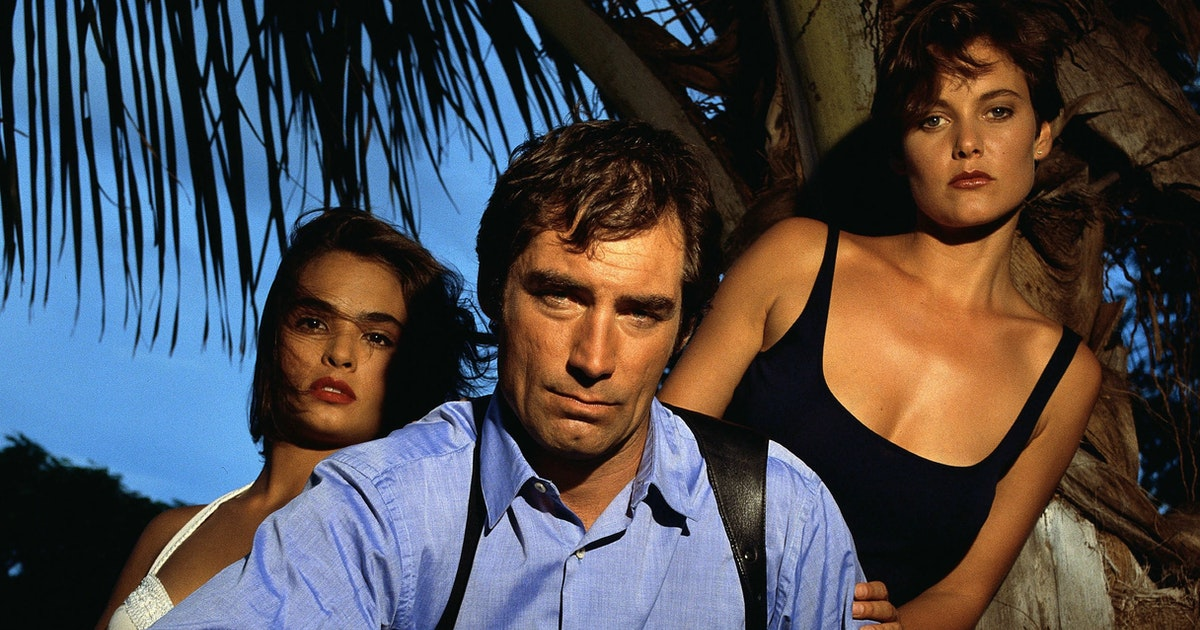 License to Kill Soundtrack Music - Complete Song List   Tunefind
