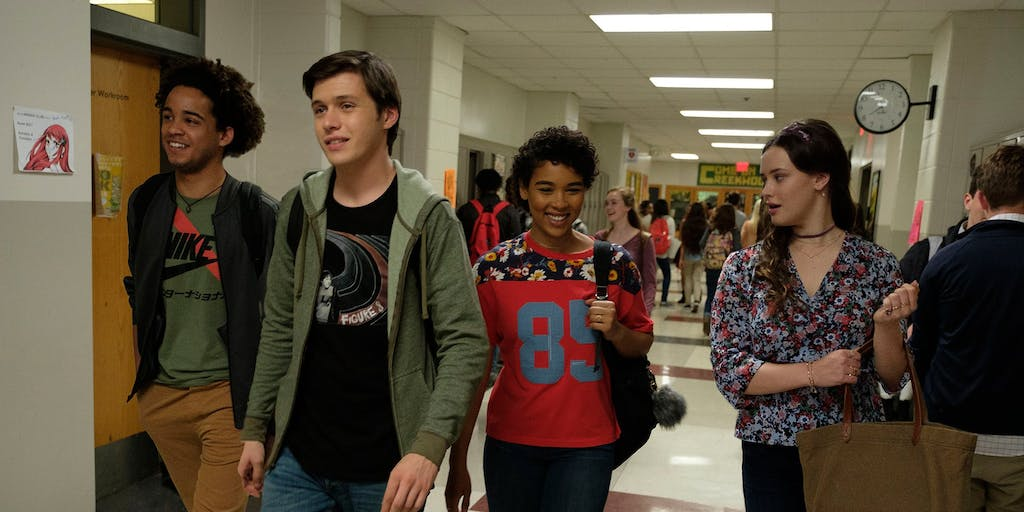 Love, Simon (2018) Soundtrack Music - Complete Song List   Tunefind