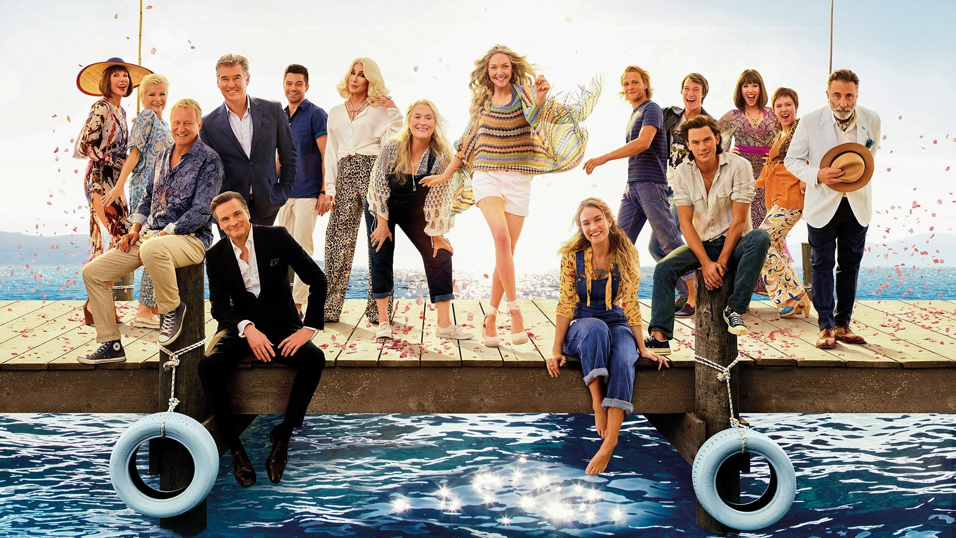 Mamma Mia: Here We Go Again! Soundtrack