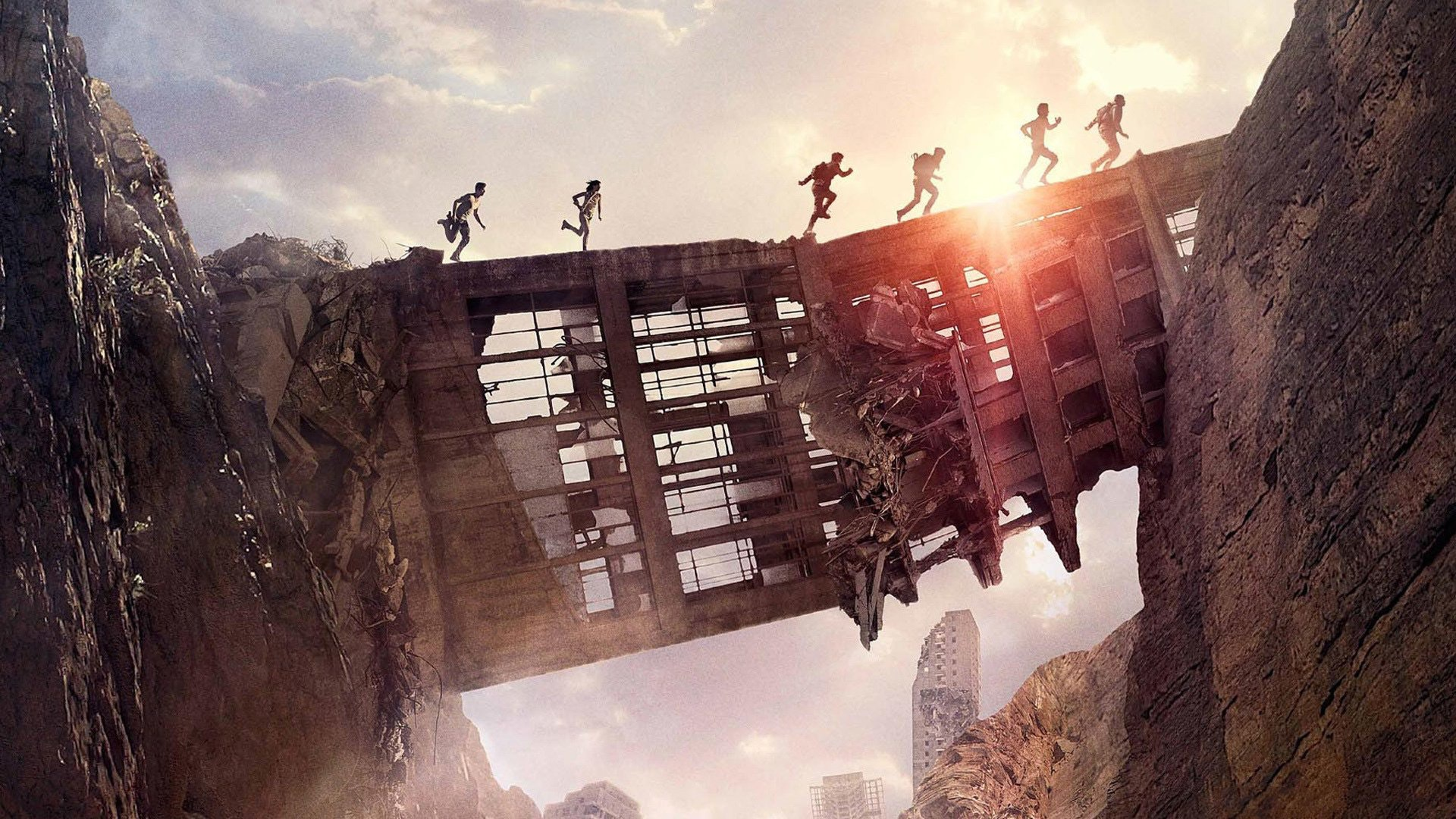 Maze Runner: The Scorch Trials Soundtrack