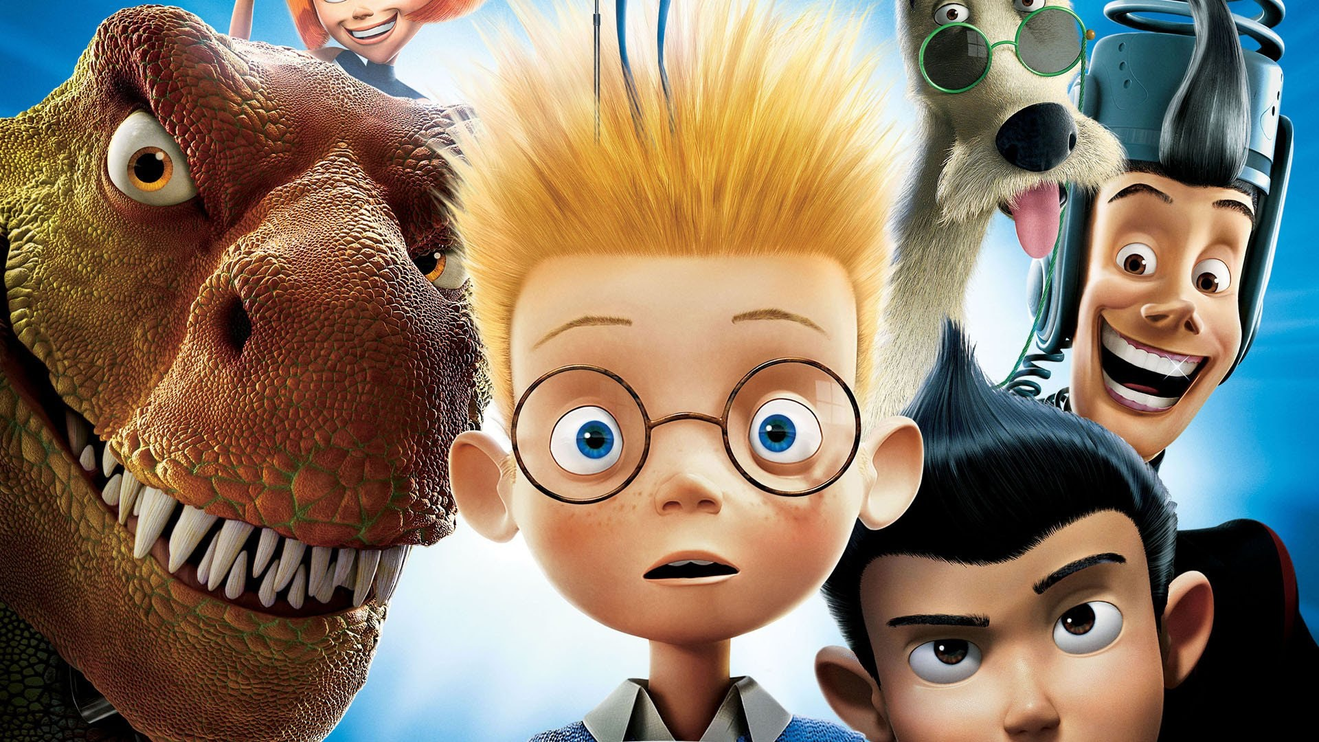 Meet the robinsons soundtrack list