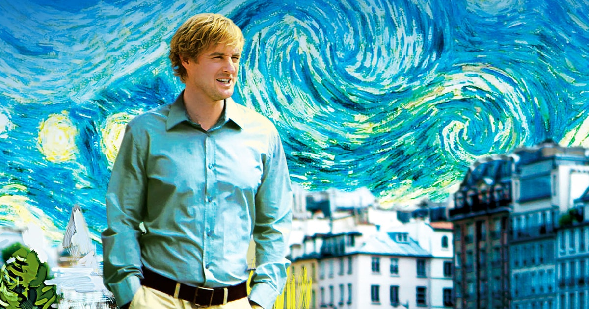 Midnight In Paris Soundtrack Music - Complete Song List