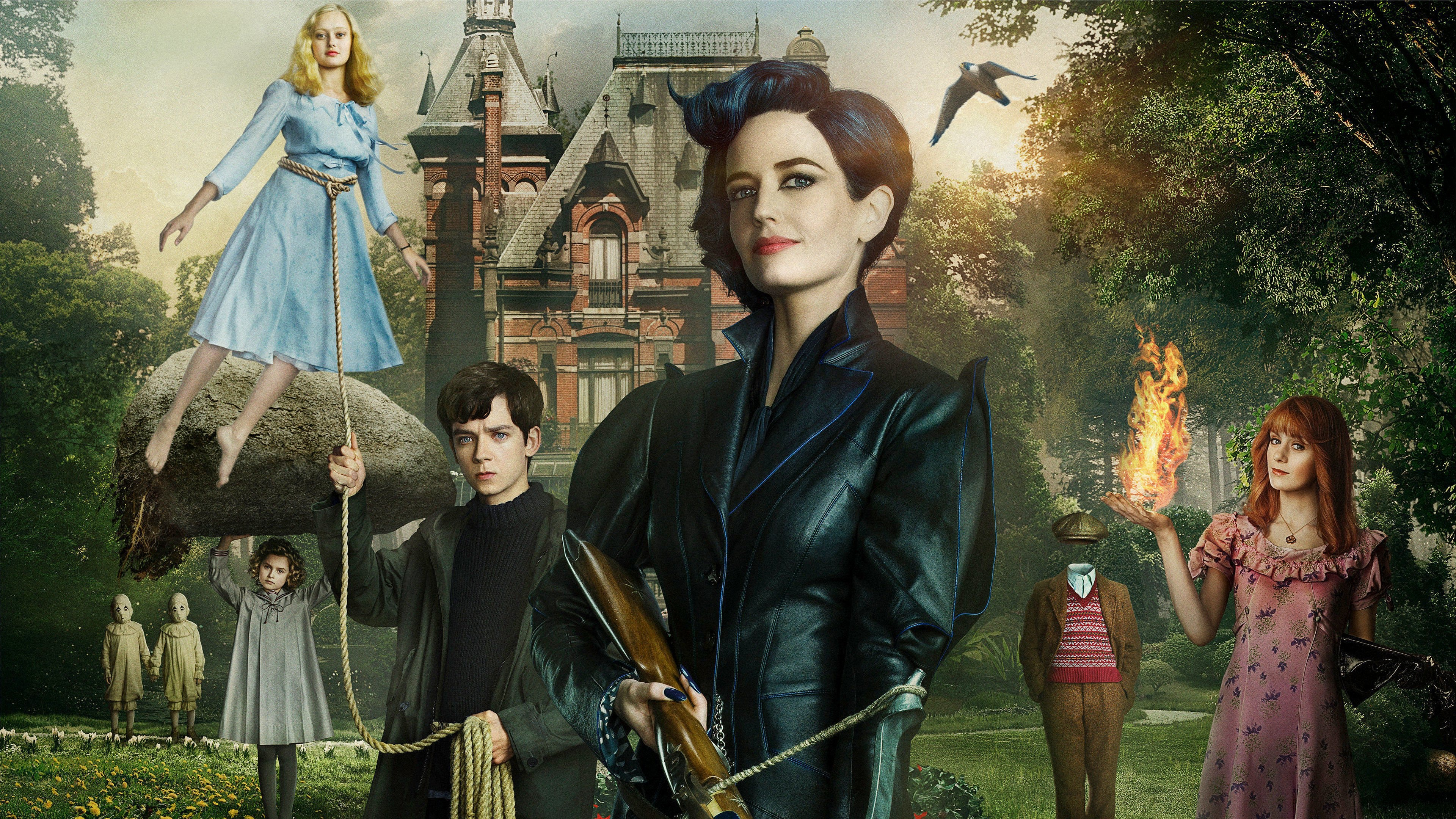 Miss Peregrine's Home for Peculiar Children (2016) Soundtrack