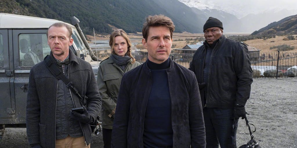Mission: Impossible - Fallout Soundtrack Music - Complete Song List