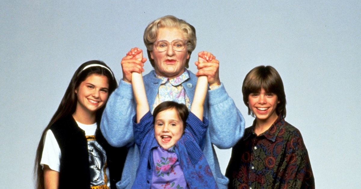Mrs Doubtfire Soundtrack Music Complete Song List Tunefind