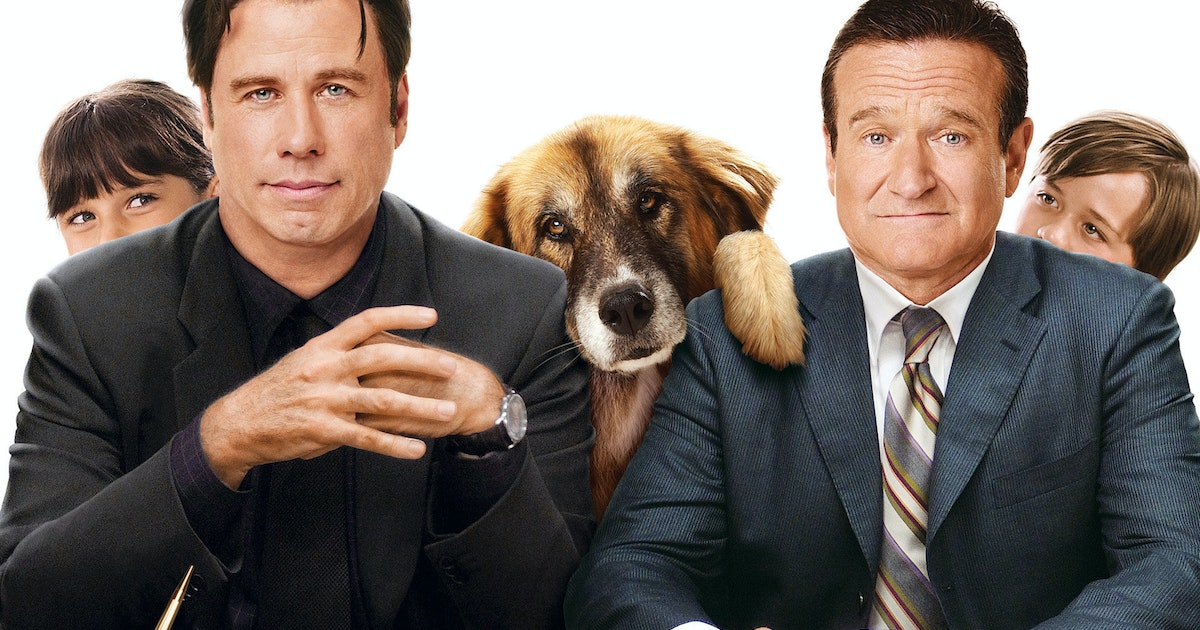The old dogs movie