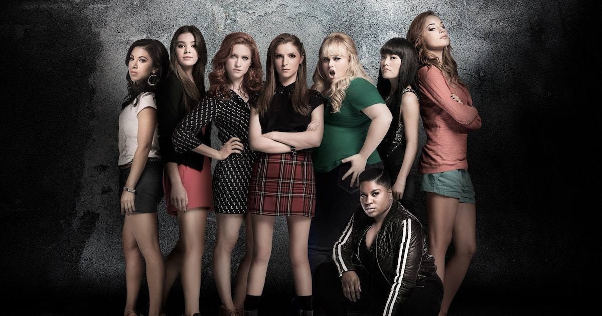 Pitch Perfect 2 2015 Soundtrack Music