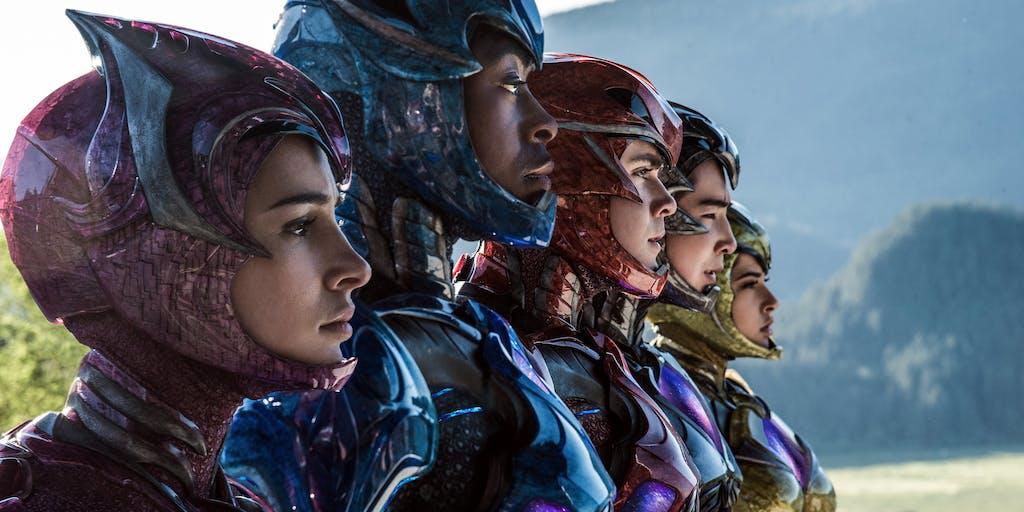 Power Rangers 2017 Soundtrack Music