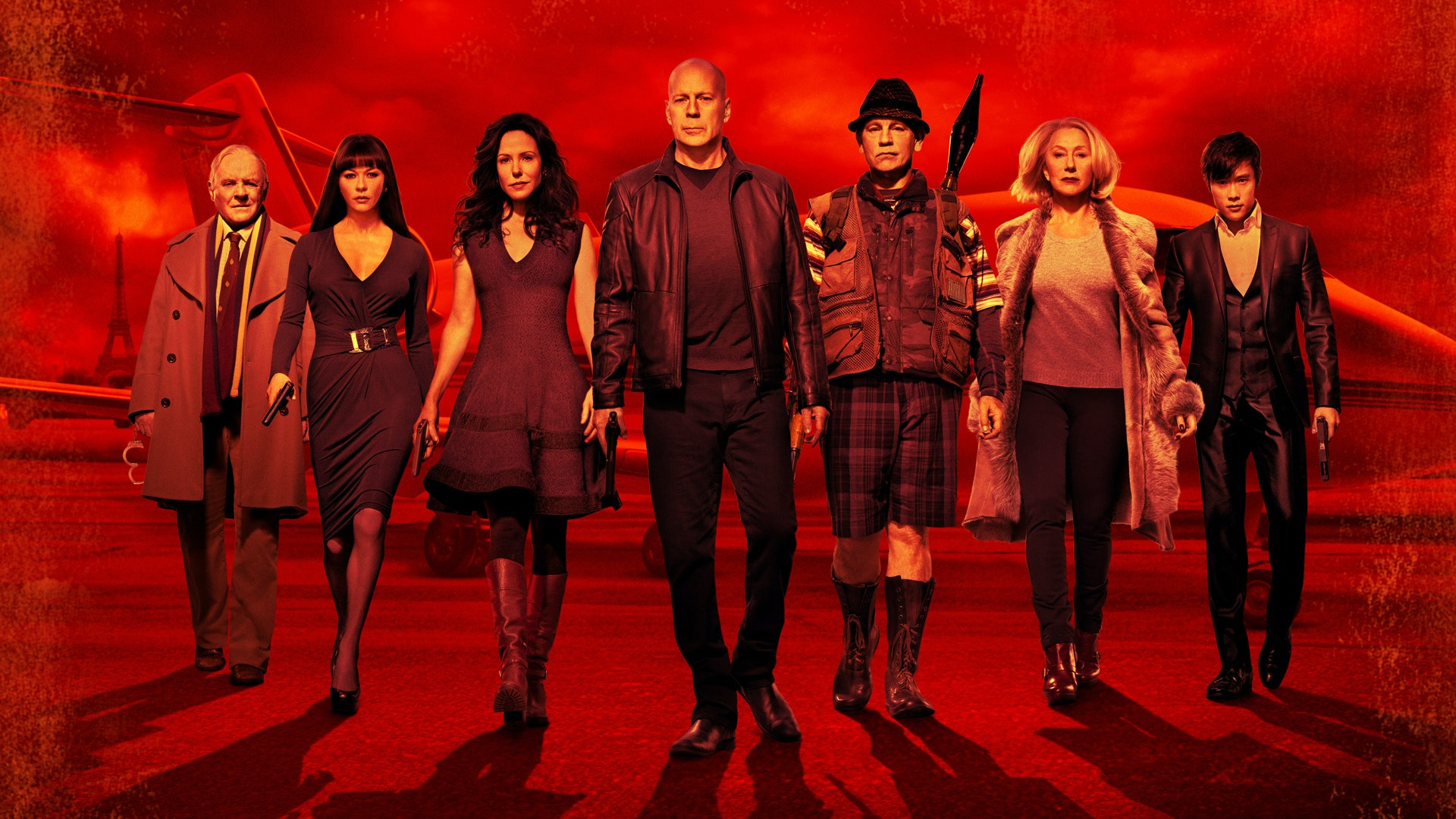 Red 2 Soundtrack