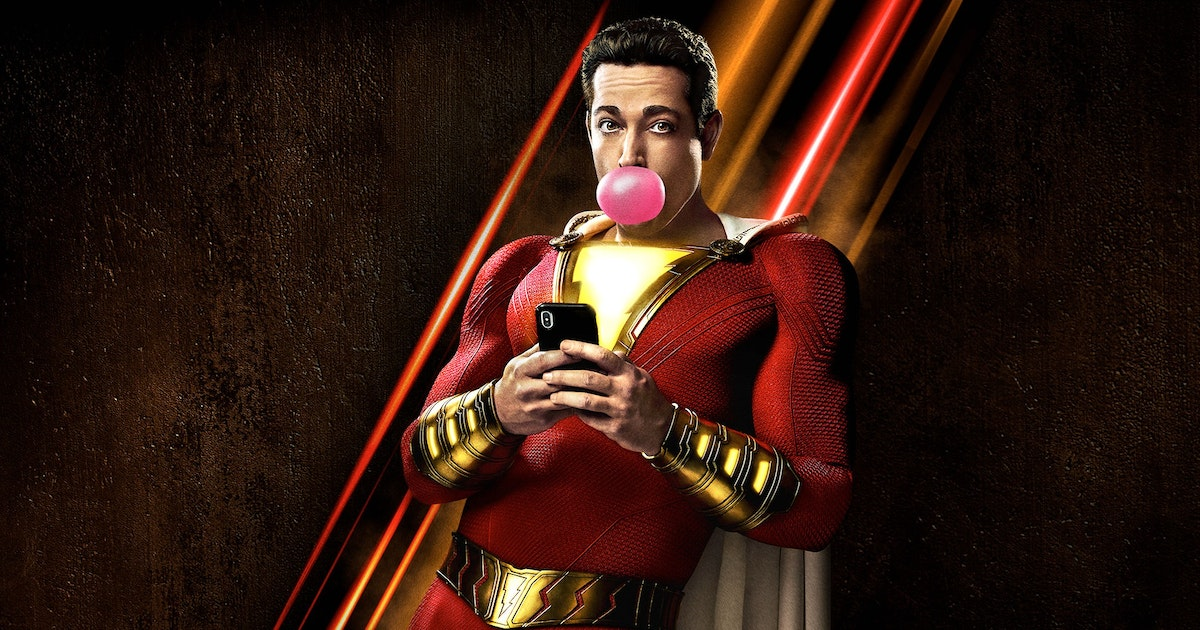 Shazam Movie Wallpapers | HD Wallpapers