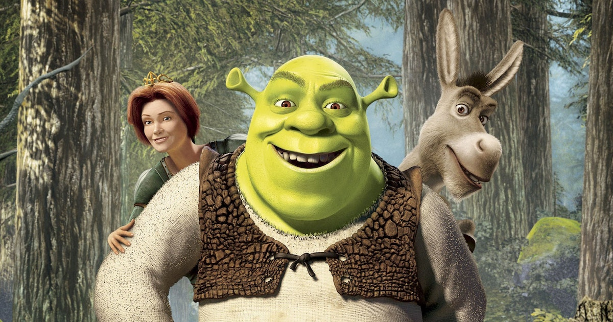 List of songs featured in Shrek