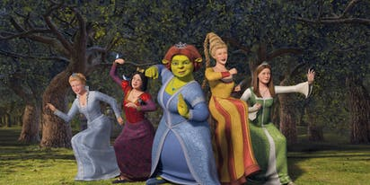 Shrek the Third Soundtrack Music - Complete Song List   Tunefind